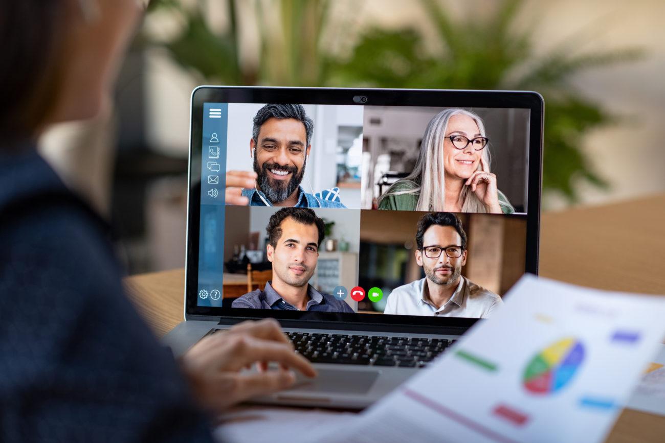 Teamkommunikation im Home-Office: 4 Tipps & Tools wie auch das gelingt...